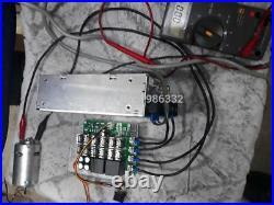 Motor Speed Controller PWM HHO RC WS16 DC 10-55V 12V 24V 36V 48V 55V 100A S260