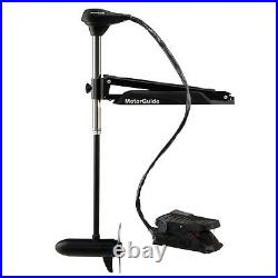 Motorguide X3 Trolling Motor Freshwater Foot Control Bow Mount 45lbs-36-12V