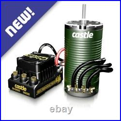 NEW Castle Creations SW4 WP Sensorless ESC with1415-2400kv Motor FREE US SHIP