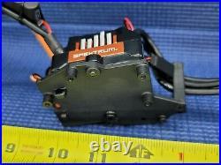 NEW Spektrum Firma 150 AMP ESC + 2050 kv Brushless Motor SPMXSP1150 XSM1170