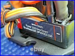 NEW Spektrum Firma 150 AMP ESC + 2050kv Brushless Motor ARRMA NOTORIOUS TYPON
