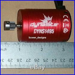 New Losi Dynamite Fuze RC Combo 3s 60a ESC Fan Brushless 3300Kv Motor 1/10 TLR