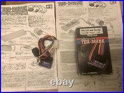 New Vintage Tamiya Teu-302bk Rc Esc Brushed Motor Speedo Controller 1/10 1/12