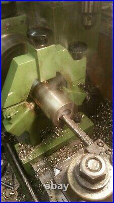 New design! Lathe speed controller AV550 and 3/4HP motor for Myford Super 7