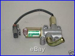 Nissan Infiniti 3.3L V6 Idle Speed Air Control Valve Motor Sensor IACV VG33 OEM