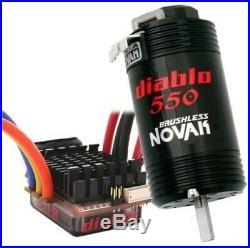 Novac Diablo 53-3085-1 Motor & Esc Combo! Brand New In Sealed Box
