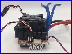 Novak Activ8 Ballistic 8 Brushless System Speed Control 1.5 turn 1950kv Motor