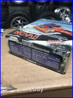 Novak Super Duty XR ESC Traxxas Emaxx Clodbuster Clod Crawler DUAL MOTOR