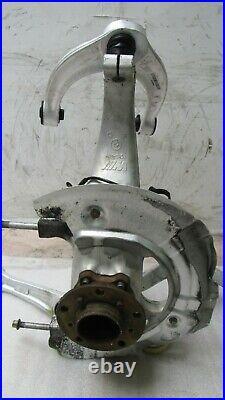 Oem 12-15 Bmw F10 M5 F06 F12 F13 M6 4.4l V8 Front Right Suspension Knuckle 10268