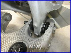 Oem 2013-2018 Bmw F10 M5 F06 M6 Rear Right Suspension Knuckle Wheel Hub 14134