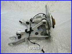 Oem 2013-2019 Bmw F10 M5 F06 M6 Rear Right Suspension Knuckle Wheel Hub 17340