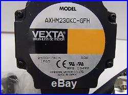 Oriental Motor AXH230KC-10, Brushless Speed Control System AXHM230KC-GFH AXHD30K
