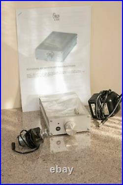 Origin Live Advanced DC Turntable Motor Kit Speed Controller/DC100 Motor/PSU