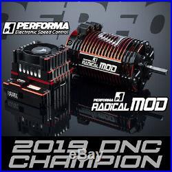 Performa Racing P1 HMX 2500KV 4S ESC Motor Combo Set For 1/8 RC Cars #PA9351