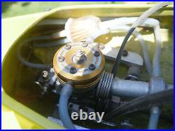 R/C Speed Boat, CMB 45 Motor, Controller, Starter everything needed