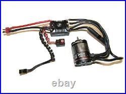 Redcat Gen8 Scout II AXE Hobbywing XERUN 540 2300KV Brushless FOC Motor ESC