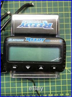 Reedy 510R BlackBox Competition Sensored Brushless Motor ESC ASC27004