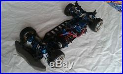 Sale! Tamiya TRF 415 MSXX + Fast Servo + Speed Control + Motor + Spare parts