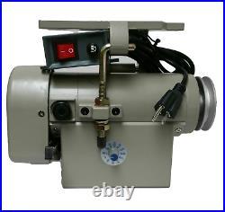 Sewing Machine Motor Servo 550w Speed Dial Control