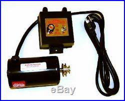 Sherline 33050 DC Motor & Speed Control