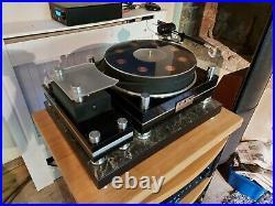 Small Audio Manufacture Aldebaran Turntable Origin Live Motor and Speed Control
