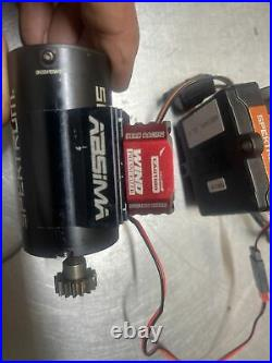 Spektrum 6s Motor And Esc Combo With Cooling Fan Arrma Kraton Outcast Typhon