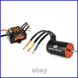 Spektrum SPMXSEMC04 Firma 130A Brushless Smart ESC/1900Kv Sensorless Motor Combo