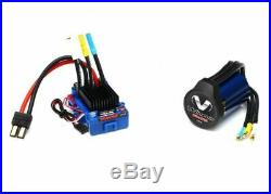 TRAXXAS Velineon VXL 3S Waterproof 3500KV 110 Brushless Power Set Regler Motor
