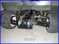 Team Associated B4.1 Novak speed control & motor & servo