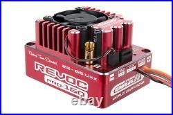 Team Corally Revoc Pro 160A 2-6S ESC for Sensored & Sensorless Motors COR53004