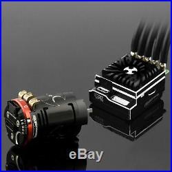 Team Orion ORI65140 HMX 10 ESC Blinky Bundle with 17.5 T Brushless Motor Combo