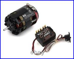 Tekin RS Pro Black Sensored Brushless ESC/Gen4 Spec R Motor Combo (21.5T)