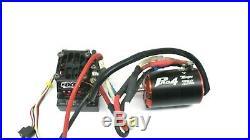 Tekin Rx8 ESC and Tekin Pro4 4600kv Brushless Motor 1/10 Scale Losi Associated