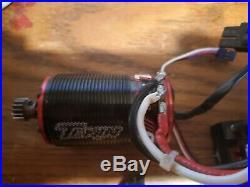 Tekin Rx8 gen2 ESC and T8 2250 kv motor