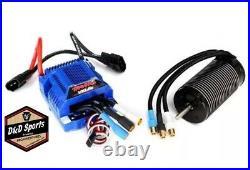 Traxxas 3480 Velineon VXL-6s Brushless Motor ESC Power System waterproof New