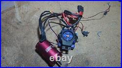 Traxxas Mxl6 Esc And Fuze 1800kv Motor