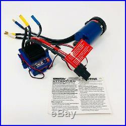 Traxxas Rally 4x4 VXL Velineon Waterproof Brushless Motor + VXL-3S ESC System
