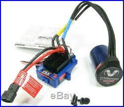 Traxxas VXL-3s ESC & Velineon Motor Brushless Power System (#3350R)