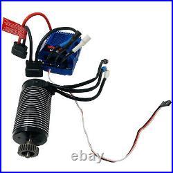 Traxxas VXL-6S WP Brushless System w 2200KV BL Motor, E-Revo 2.0 UDR Brand New