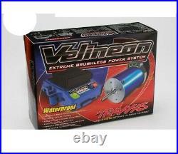 Traxxas Velineon Brushless System VXL-3S Regler + 3500 Motor waterproof 3350R