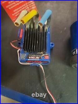 Traxxas Velineon VXL-3s Brushless Speed Control &3500 Motor iD ESC Slash Rustler