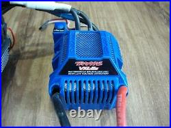 Traxxas Vxl-8s Esc With Traxxas 1275kv Motor With Fan Fully Working