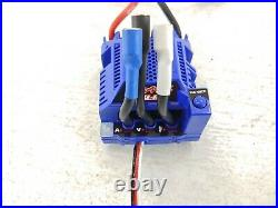 Traxxas X-maxx VXL-8S Velineon Brushless ESC Speed Control & 8S 1200XL Motor Com