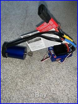 Traxxas vxl-3s esc And Motor. Brand New. Rustler, stampede, slash, bandit, exc