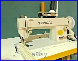 Typical 0302 Walking Foot Industrial Sewing Machine Variable Speed Control Motor