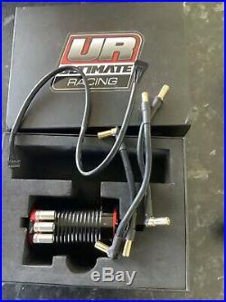 UR Ultimate Racing Mz8 2100kv Motor And Mx8 Esc Savox Sc0252 Servo Brushless Set