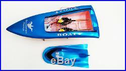 Uk Model Killer Whale Radio Control Racing Boat High Speed 380 Motor Rc Jet Boat