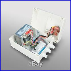 Variac Fan Speed Controller Hydroponic Grow Rooms In Line Extractor No Motor Hum