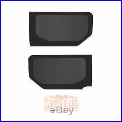 Vauxhall Vivaro TINTED FIXED SIDE WINDOWS 2001-2014