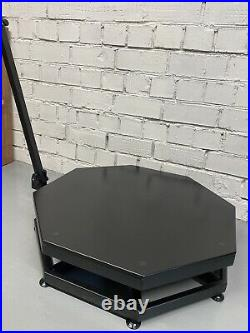 Video Spinner 360 Photo Booth platform Automatic Motorized